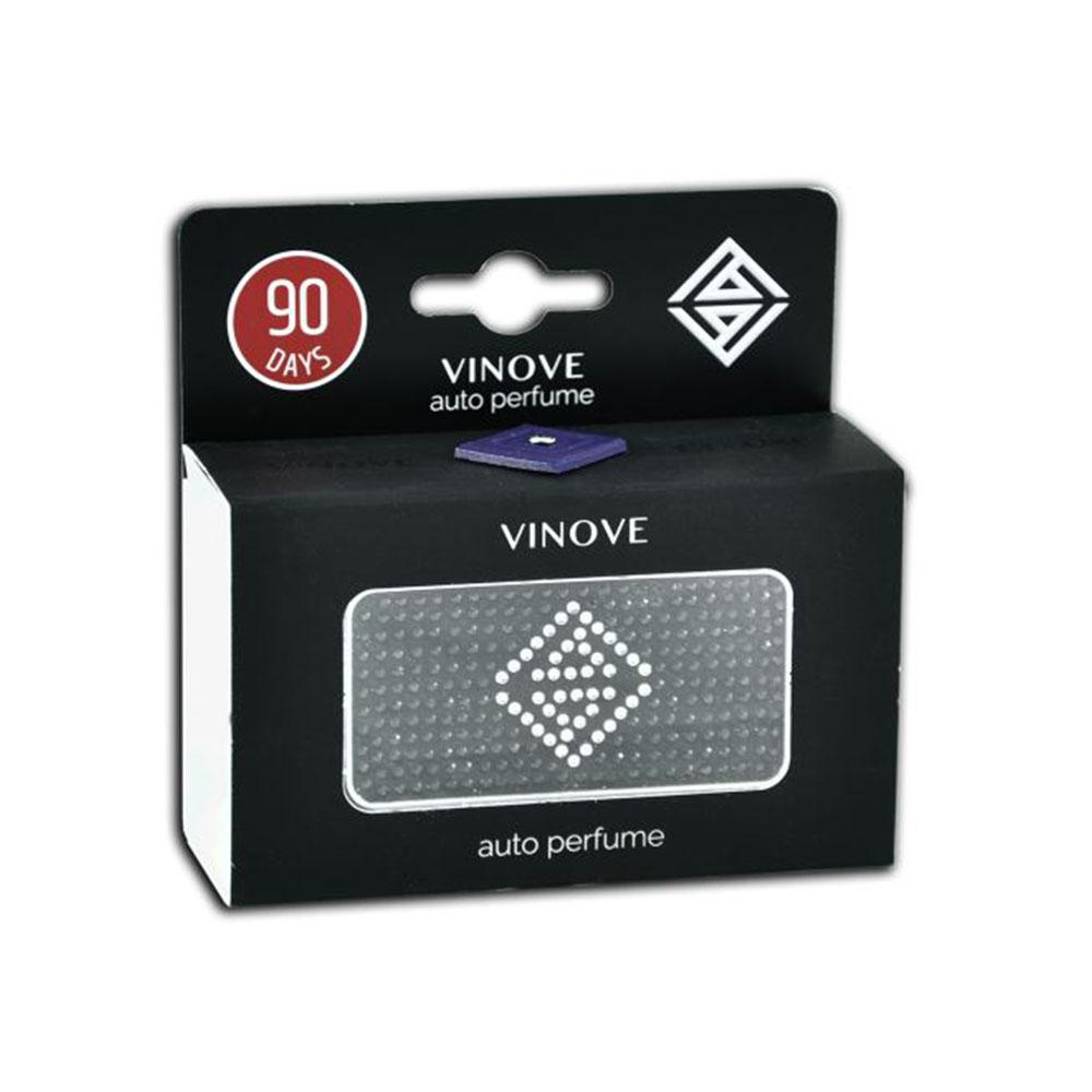 Osviežovač vzduchu VINOVE – vôňa Milano v trblietavej edícii