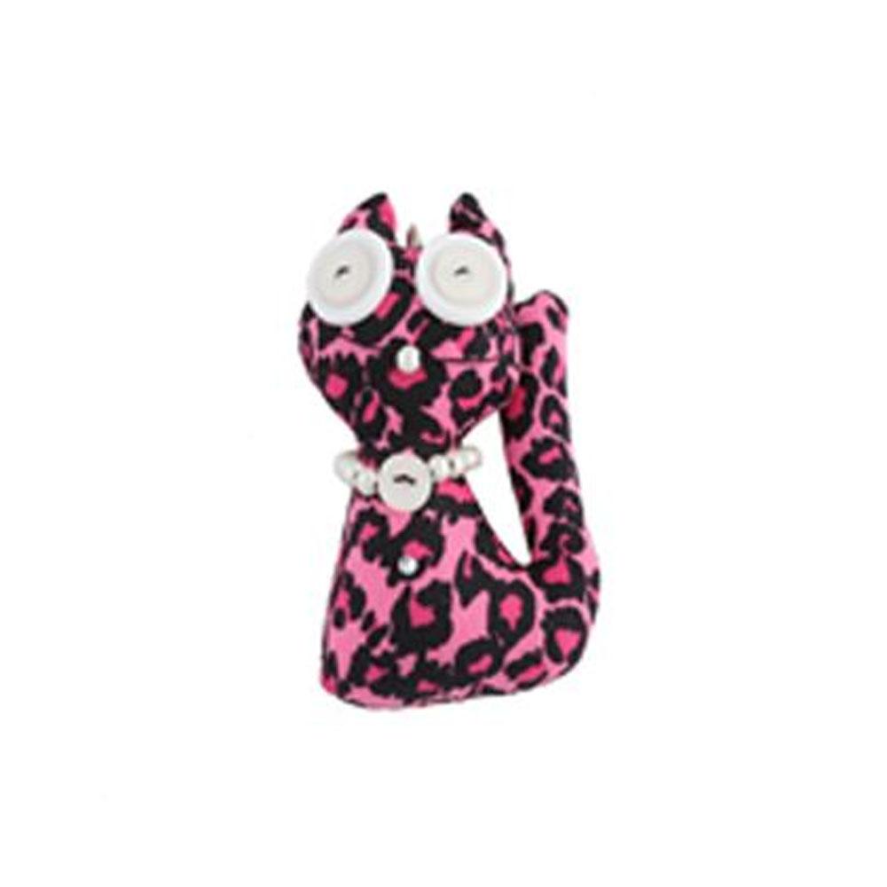 Osviežovač vzduchu Fresh and Funny - Mačka Pinky, vôňa Crystal
