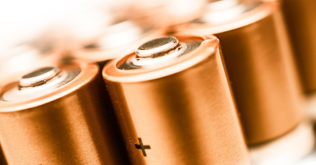 Lusja - Batérie