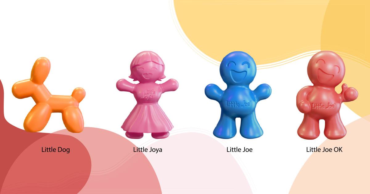 Rodinka Little Joe - samozrejme, že ju poznáte!