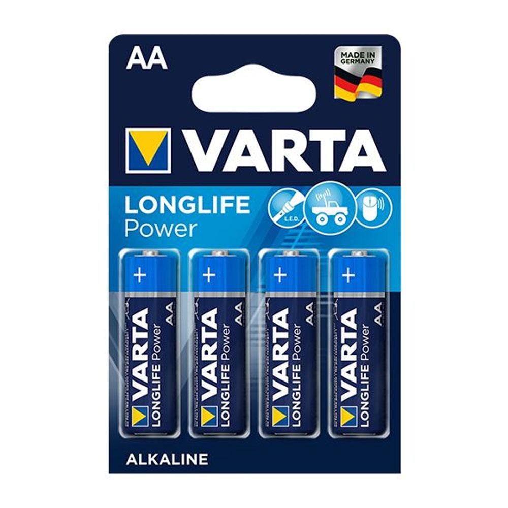 Batérie VARTA Longlife Power AA LR6 1,5V (4ks)