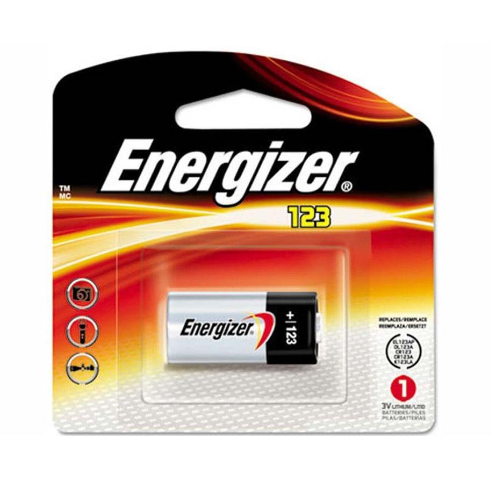 Batéria CR 123A Energizer lithium 3V (1ks)