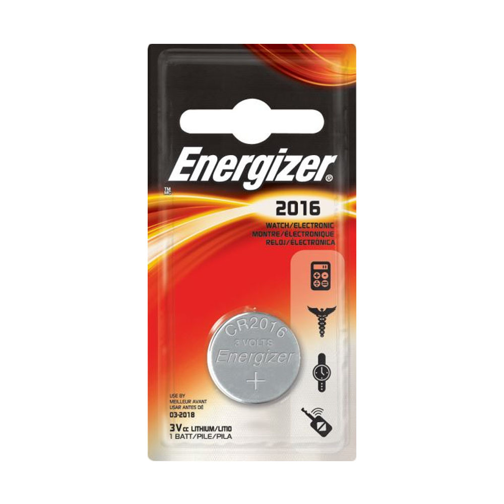 Batéria CR2016 Energizer lithium gombíková 3V (1ks)