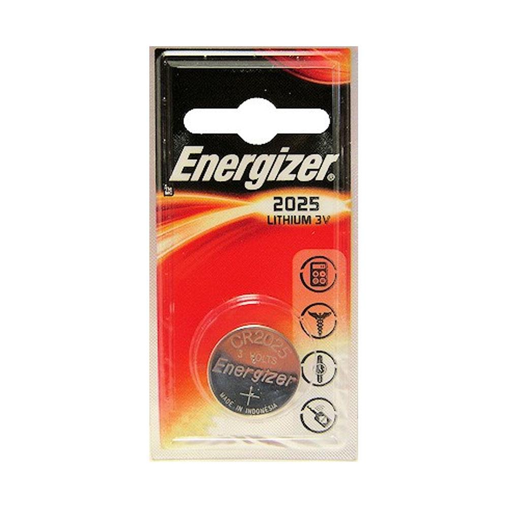 Batéria CR2025 Energizer lithium gombíková 3V (1ks)