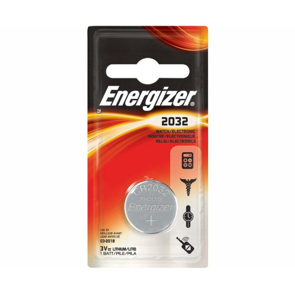 Batéria CR2032 Energizer lithium gombíková 3V (1ks)