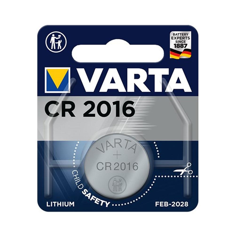 Batéria VARTA Líthiová CR2016 3V (1ks)