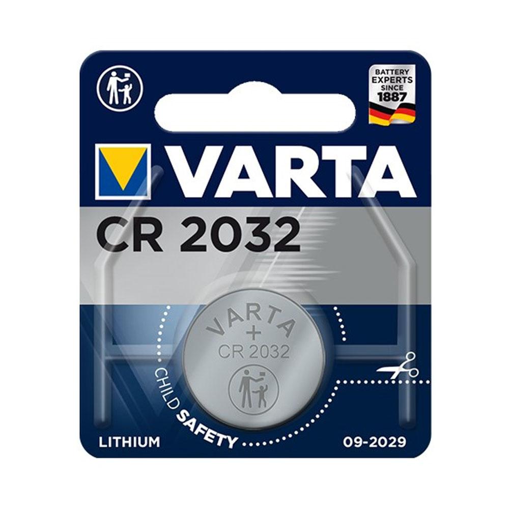 Batéria VARTA Líthiová CR2032 3V (1ks)