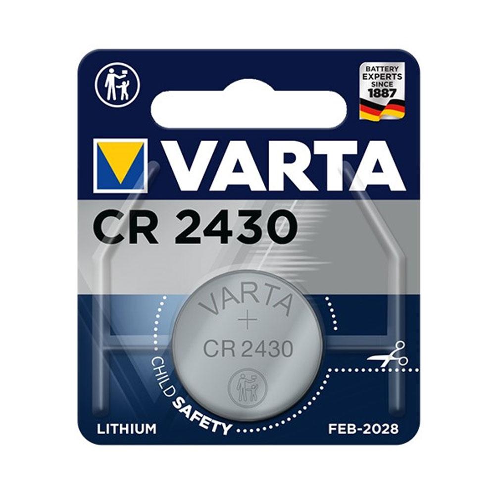 Batéria VARTA Líthiová CR2430 3V (1ks)