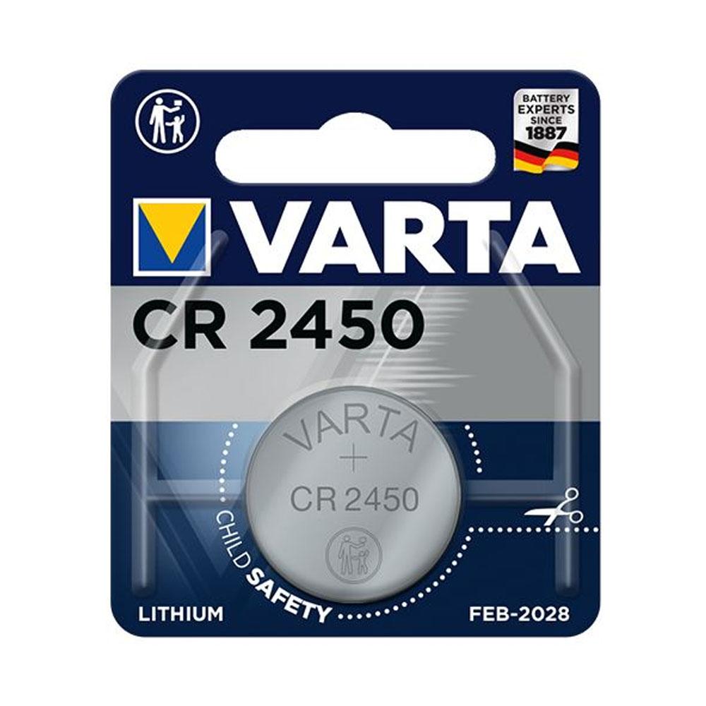 Batéria VARTA Líthiová CR2450 3V (1ks)