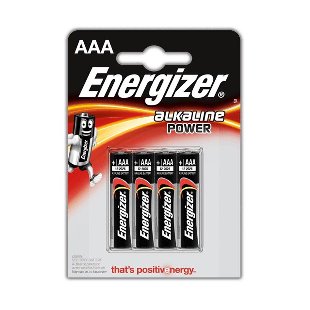 Batérie LR6 ENERGIZER Classic AA 1,5V (4ks)