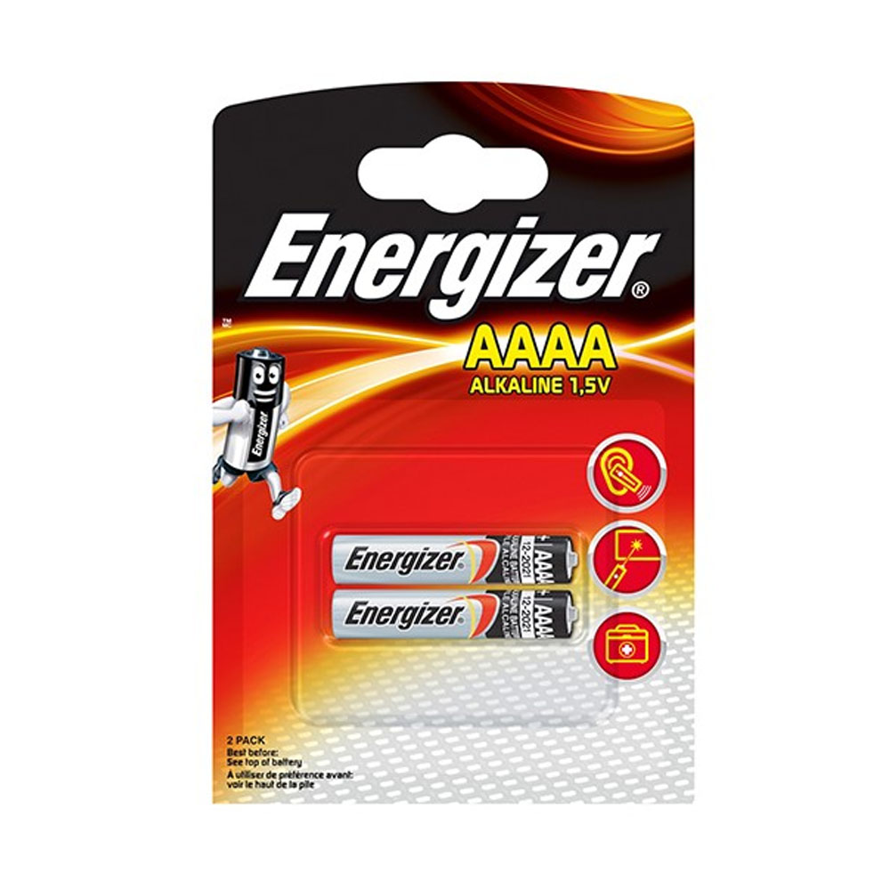 Batérie LR61 ENERGIZER Classic AAAA 1,5V (2ks)
