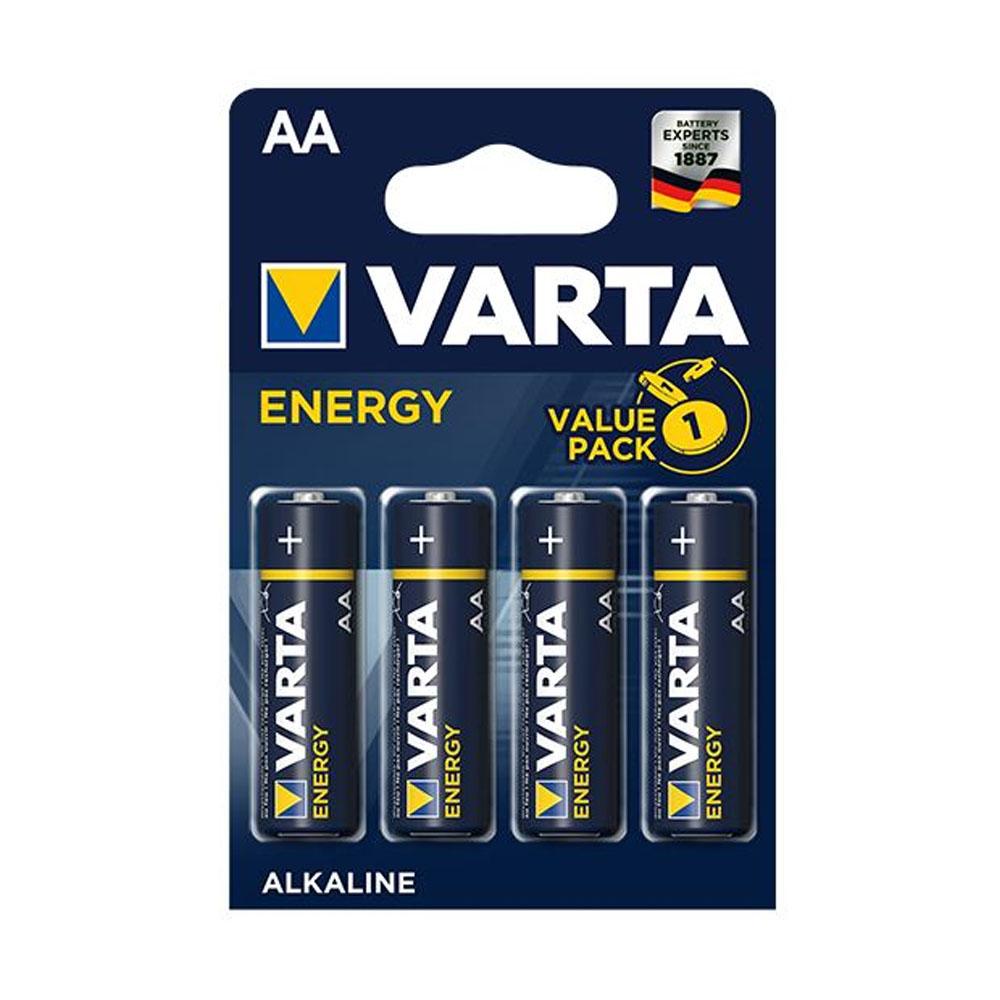 Batérie VARTA Energy AA LR6 1,5V (4ks)