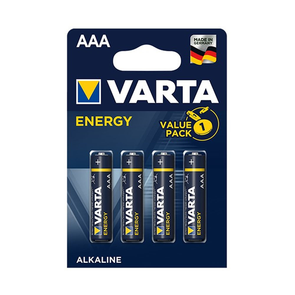 Batérie VARTA Energy AAA LR03 1,5V (4ks)
