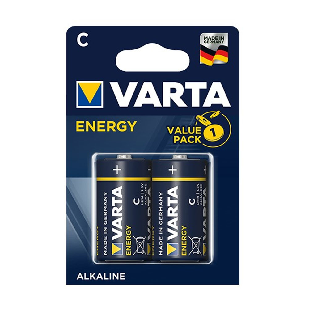 Batérie VARTA Energy C LR14 1,5V (2ks)
