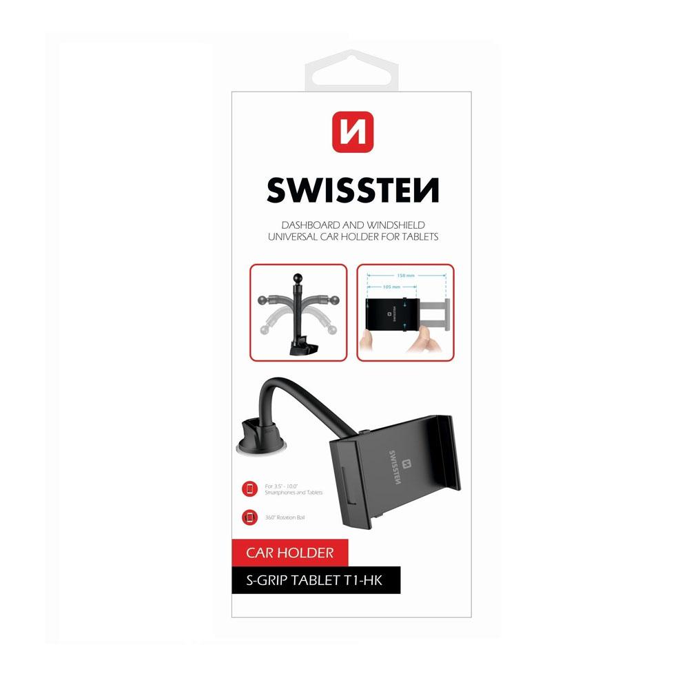 Držiak do auta na tablet Swissten S-GRIP T1-HK