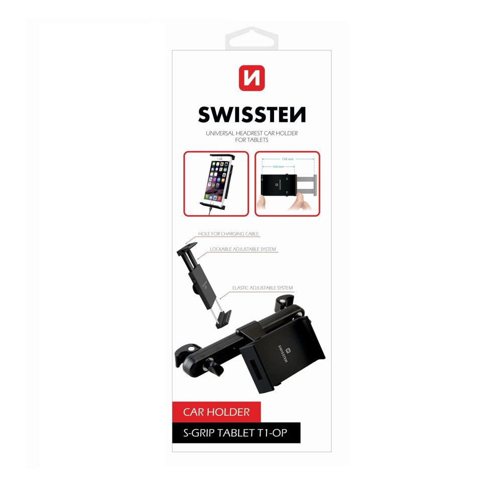 Držiak do auta na tablet Swissten S-GRIP T1-OP