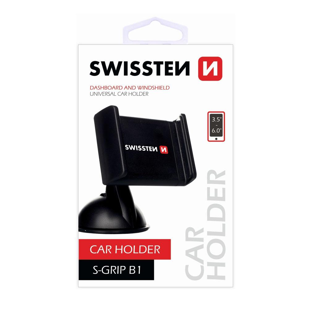 Držiak do auta Swissten S-GRIP B1
