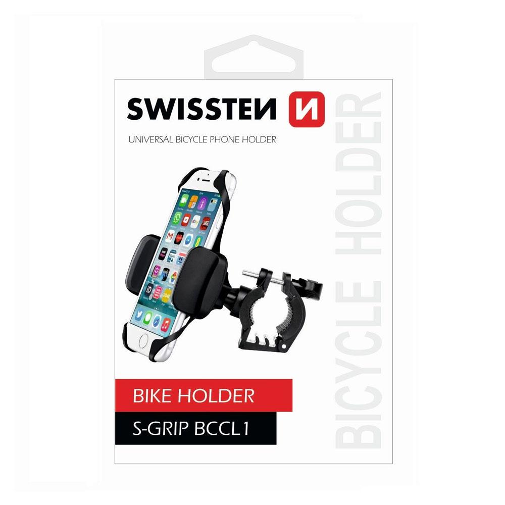 Držiak na bicykel Swissten S-GRIP BCCL1