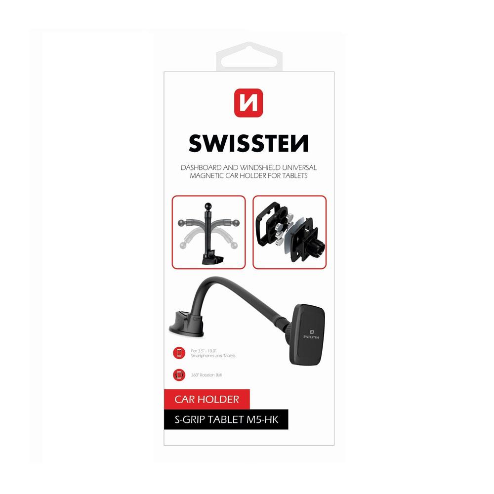 Magnetický držiak do auta Swissten S-GRIP M5-HK