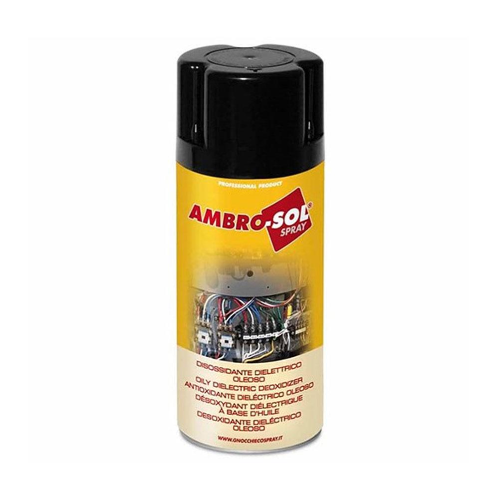 Olejové dielektrické dezoxidovadlo Ambro-Sol, 400ml