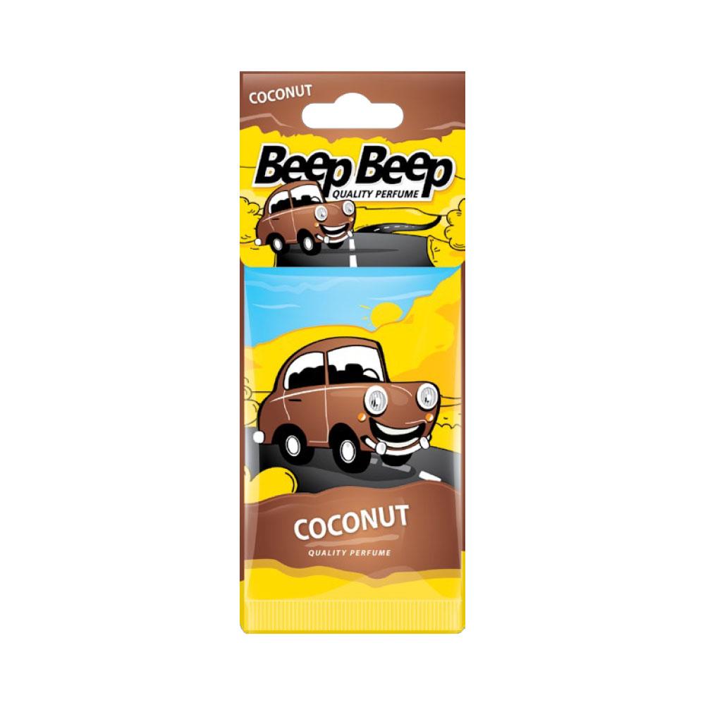 Osviežovač vzduchu Areon Beep Beep - vôňa Coconut