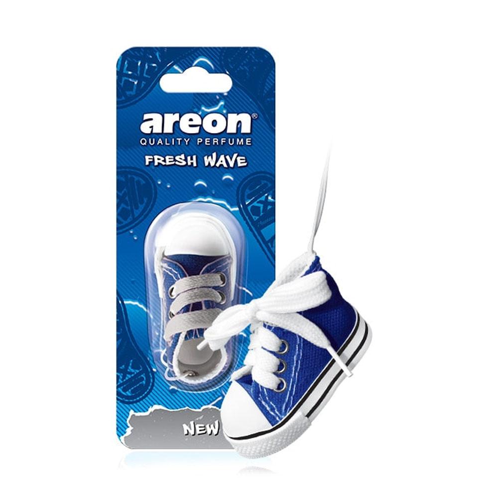 Osviežovač vzduchu Areon Fresh Wave - vôňa New Car