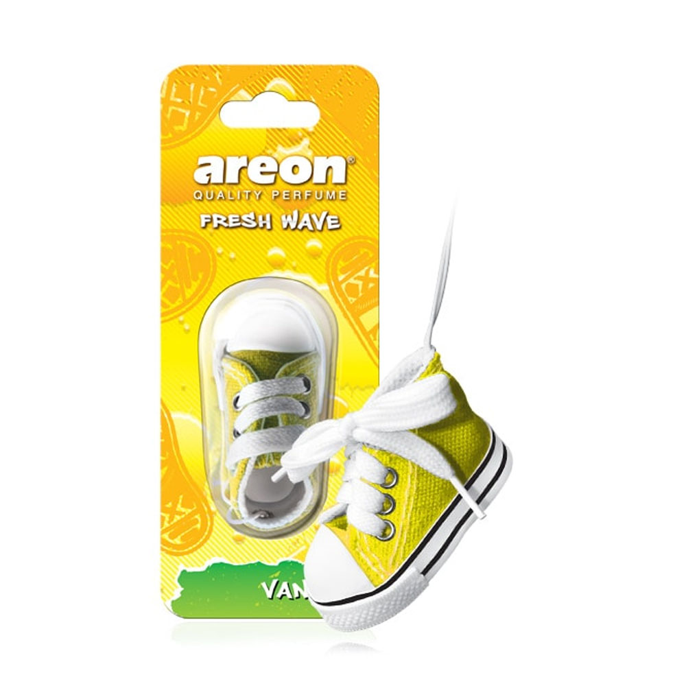 Osviežovač vzduchu Areon Fresh Wave - vôňa Vanilla
