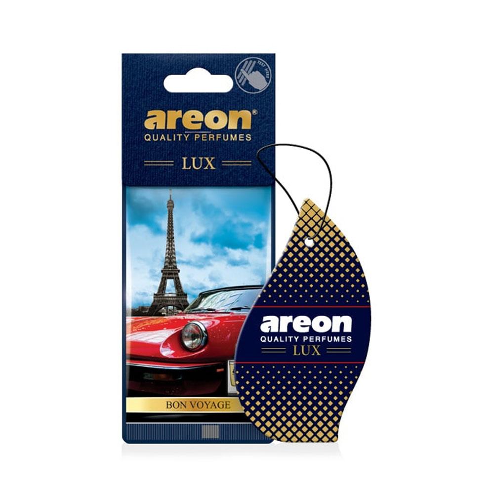 Osviežovač vzduchu Areon Lux - vôňa Bon Voyage