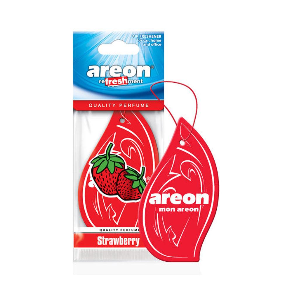 Osviežovač vzduchu Areon Mon Classic - vôňa Strawberry