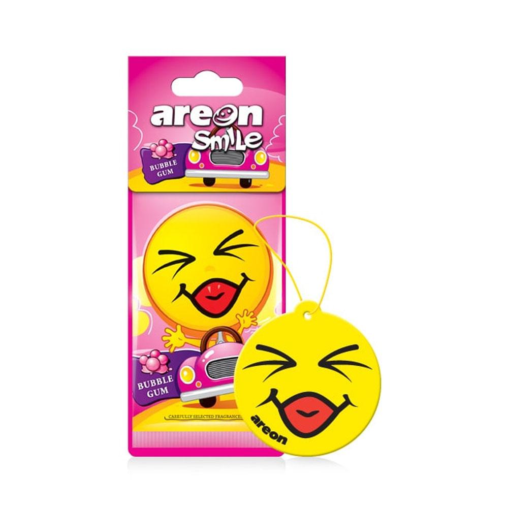 Osviežovač vzduchu Areon Smile Dry - vôňa Bubble Gum