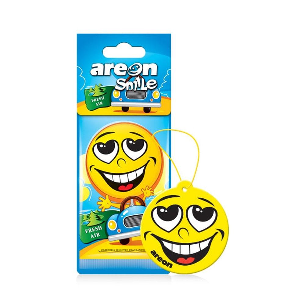 Osviežovač vzduchu Areon Smile Dry - vôňa Fresh Air