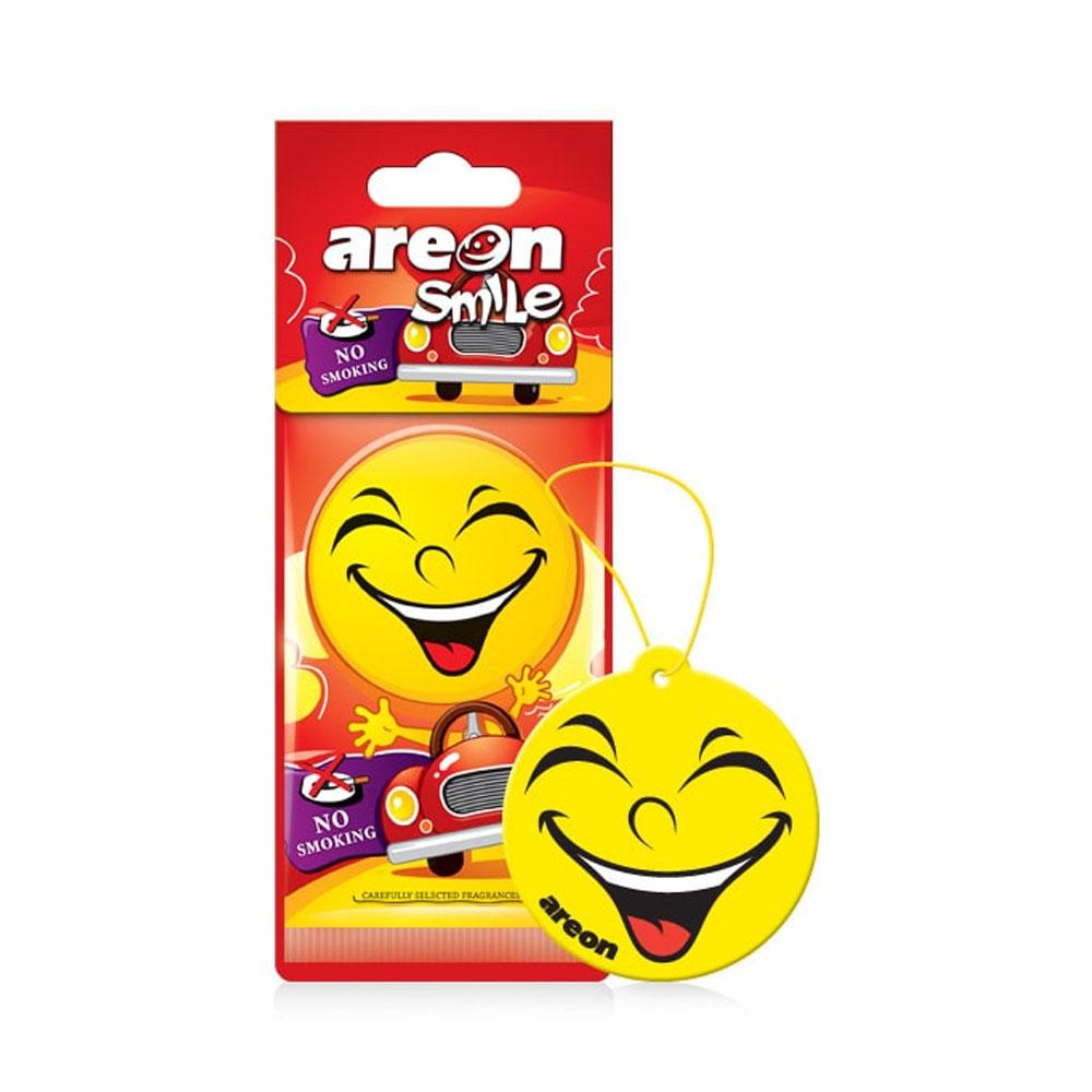 Osviežovač vzduchu Areon Smile Dry - vôňa No Smoking