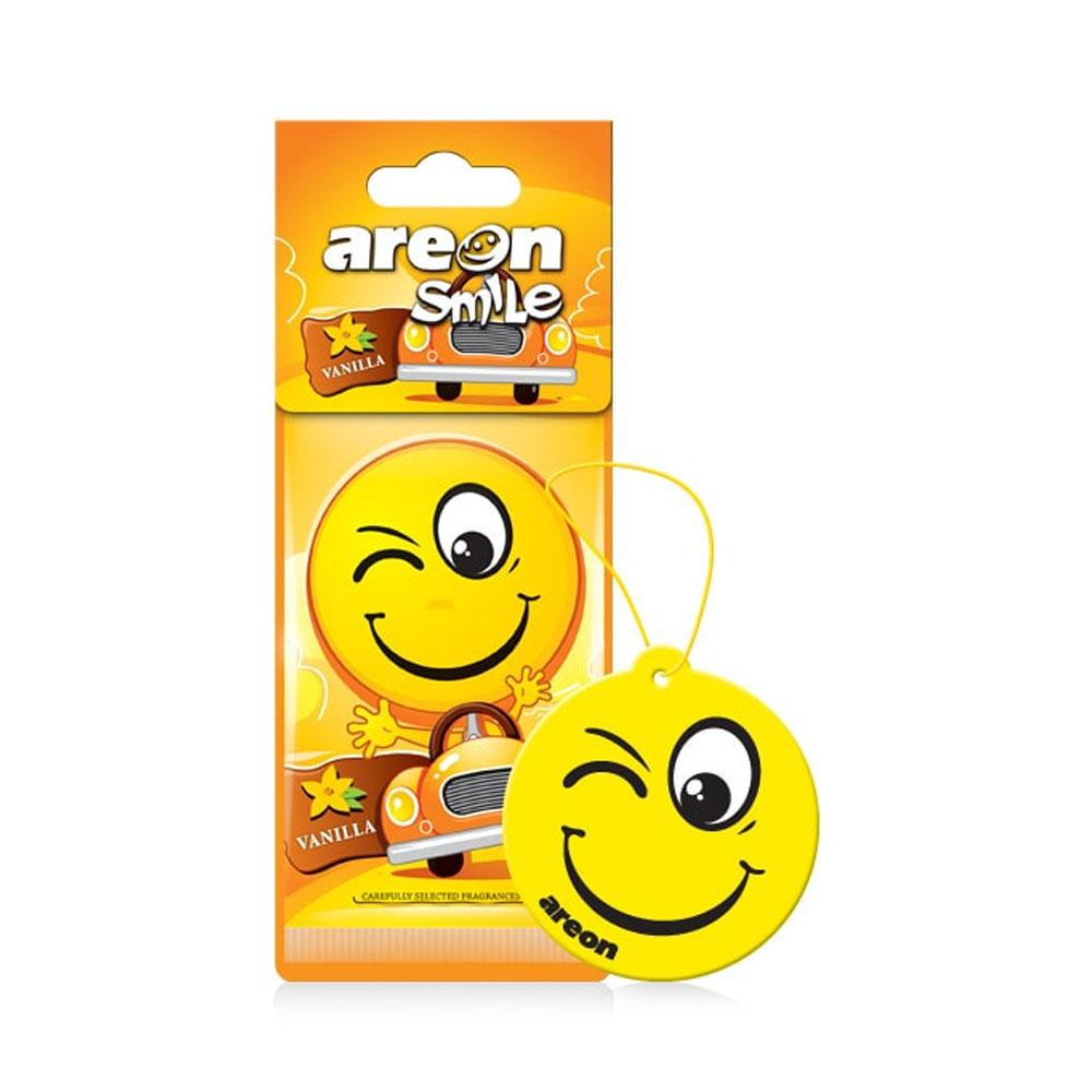 Osviežovač vzduchu Areon Smile Dry - vôňa Vanilla