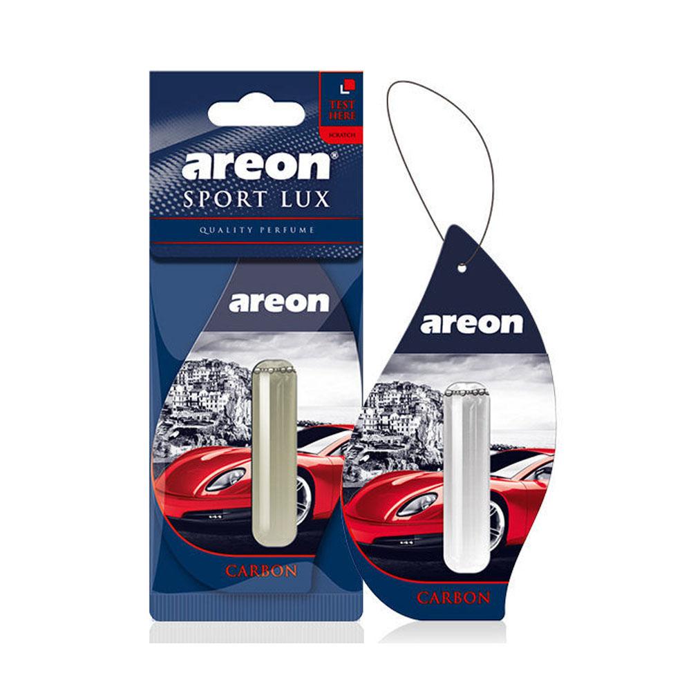 Osviežovač vzduchu Areon Sport Lux Liquid - vôňa Carbon, 5ml