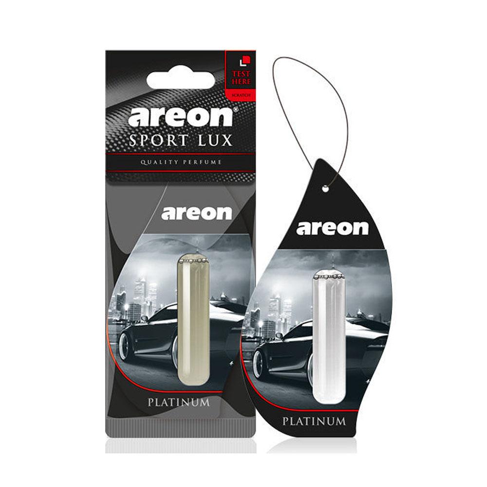 Osviežovač vzduchu Areon Sport Lux Liquid - vôňa Platinum, 5ml