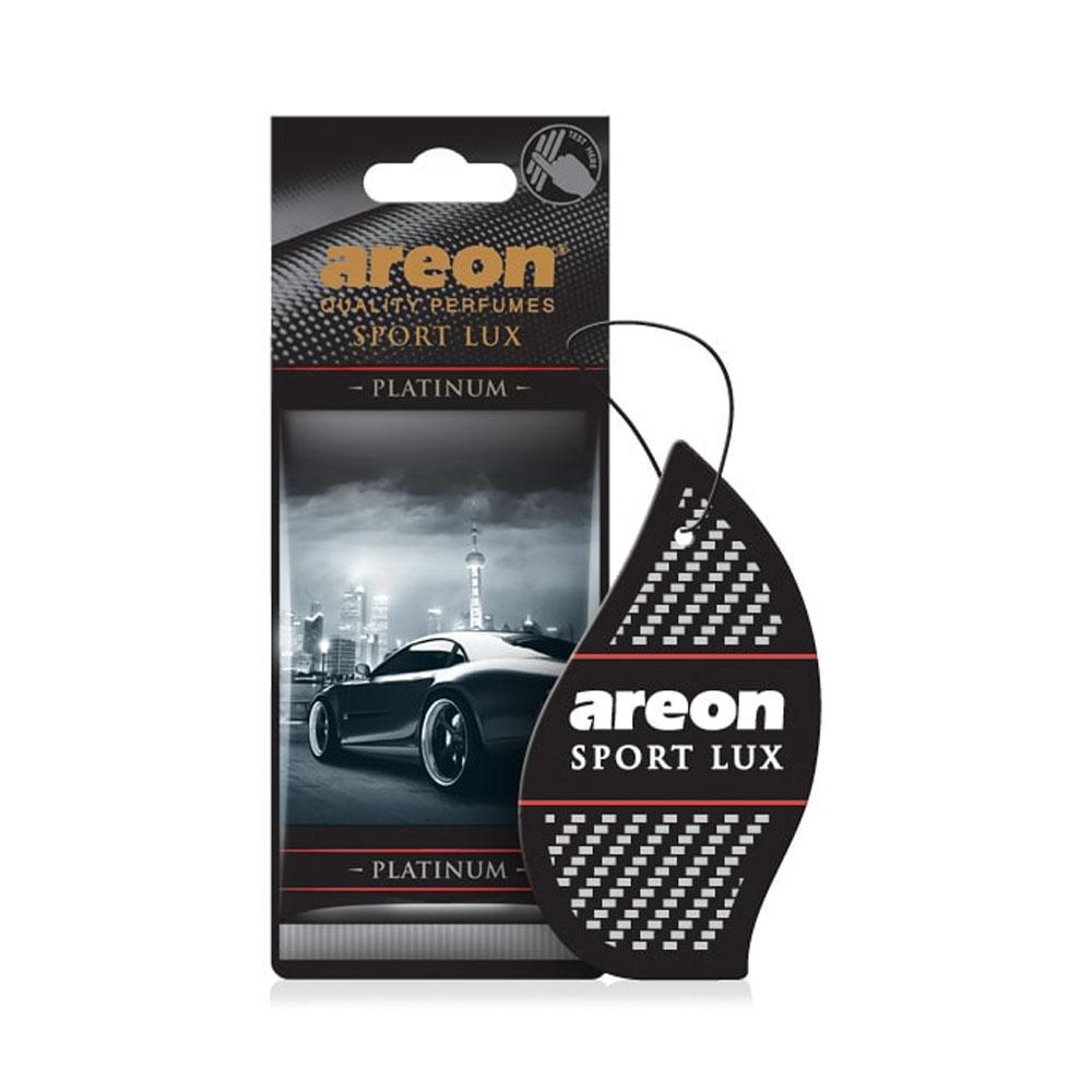 Osviežovač vzduchu Areon Sport Lux - vôňa Platinum