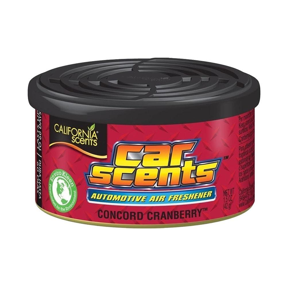 Osviežovač vzduchu California Scents - vôňa Concord Cranberry