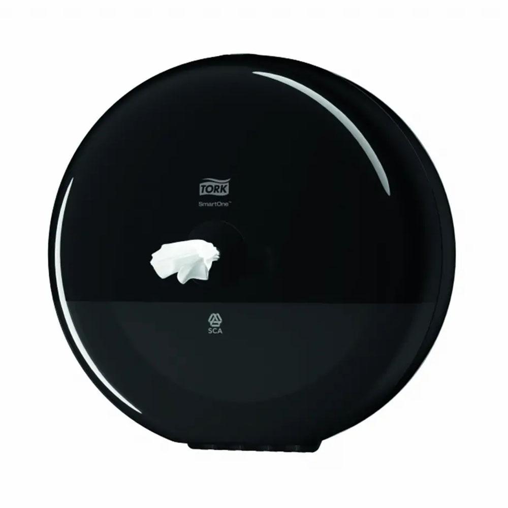 Tork SmartOne zásobnik na toaletný papier T8, čierny