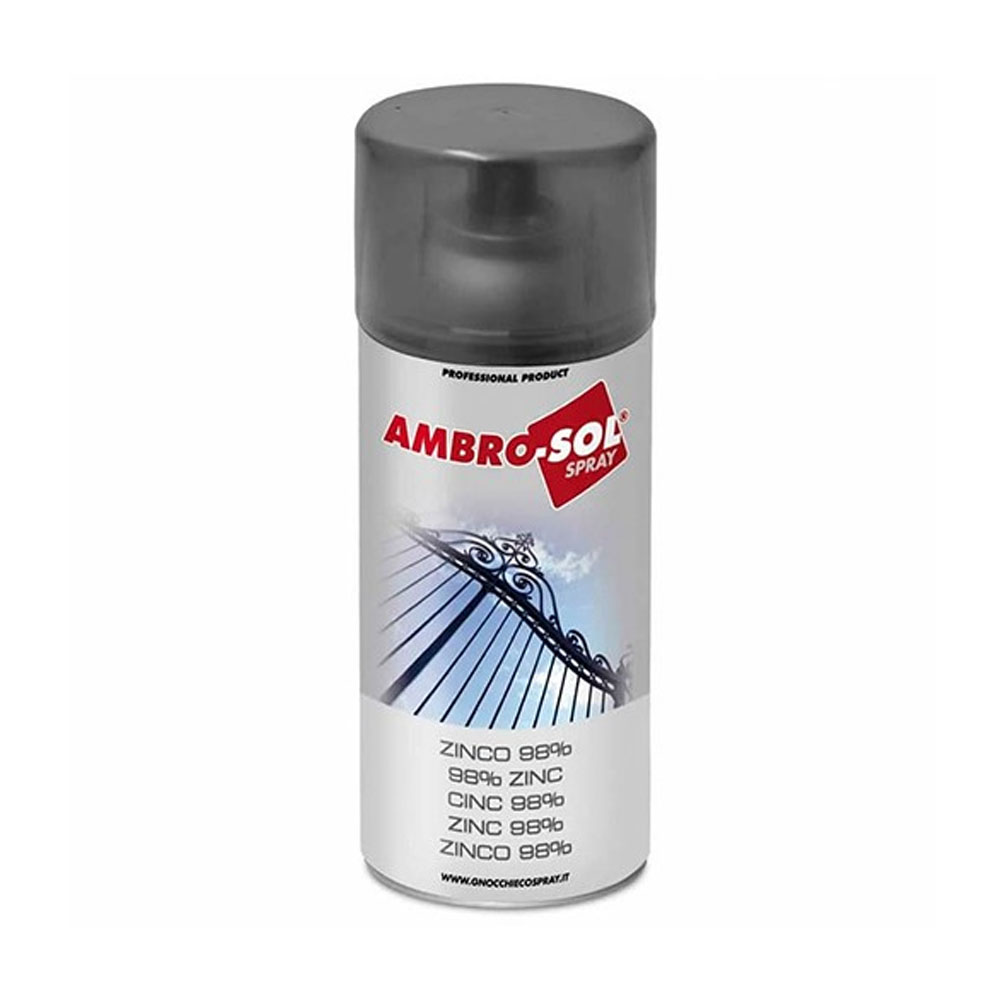 Zinok 98% Lithium Ambro-Sol, 400ml