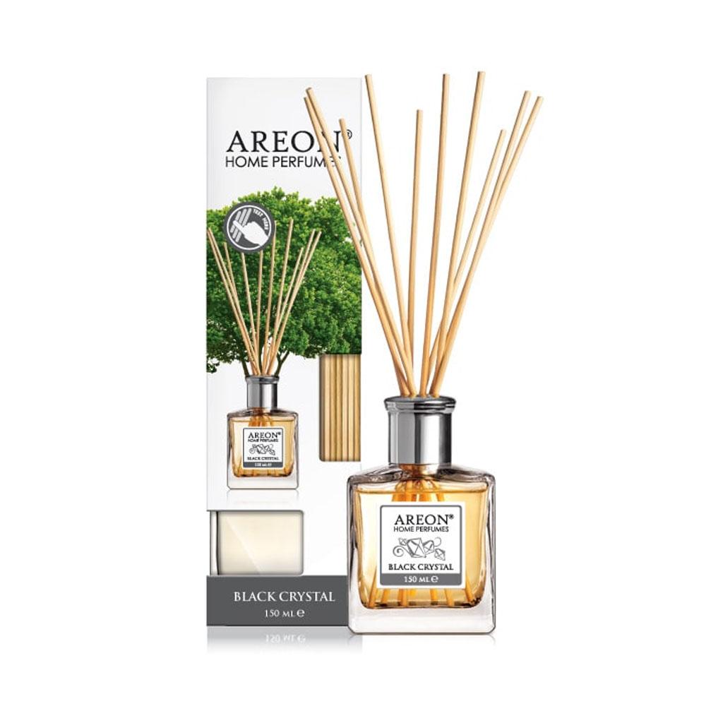 Aróma difuzér Areon Home Perfume Sticks 150ml – vôňa Black Crystal