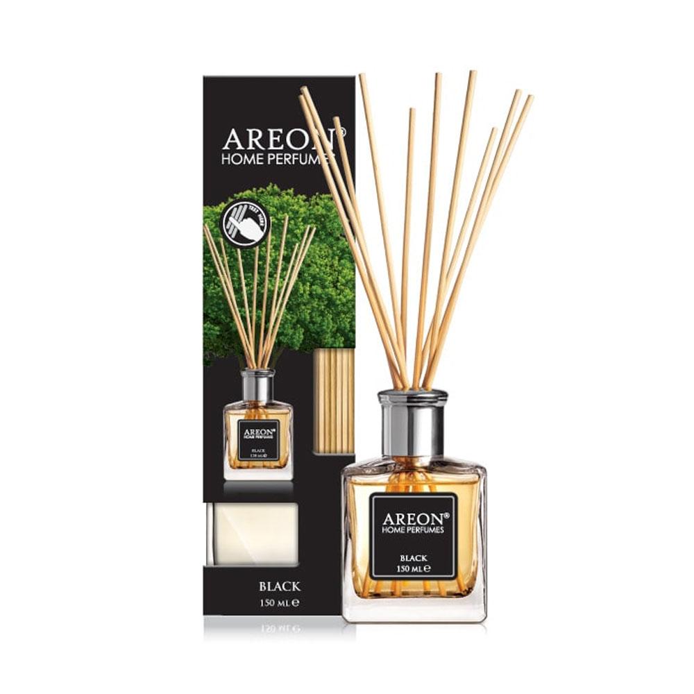 Aróma difuzér Areon Home Perfume Sticks 150ml – vôňa Black