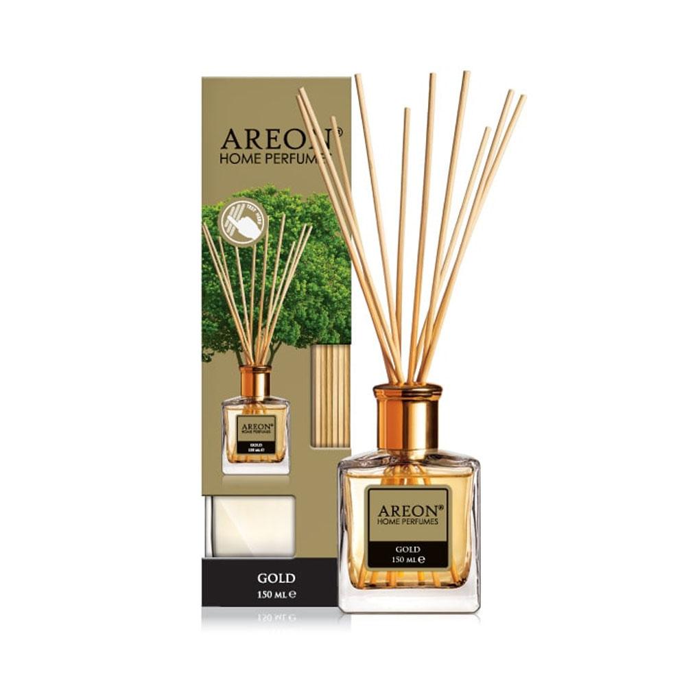 Aróma difuzér Areon Home Perfume Sticks 150ml – vôňa Gold