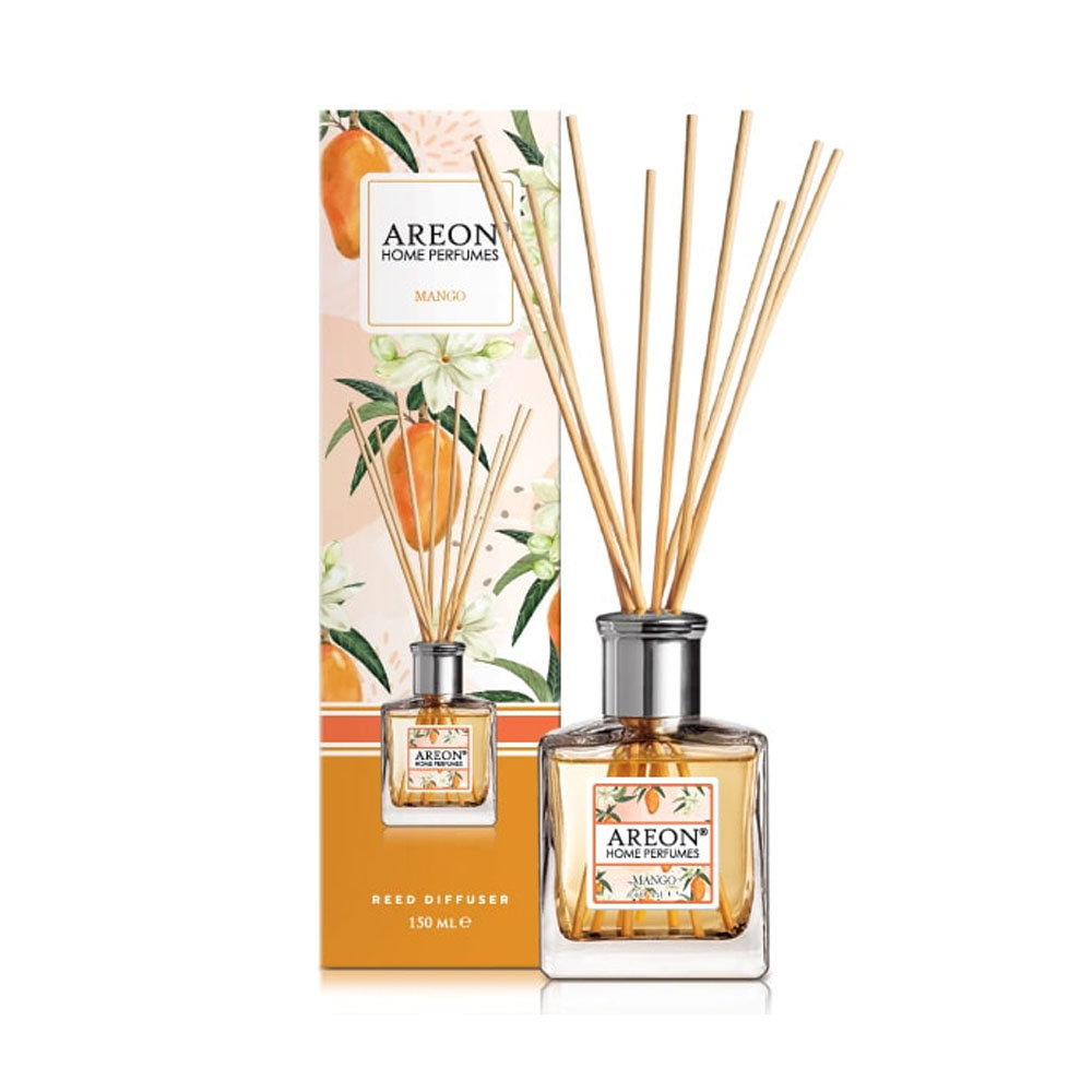 Aróma difuzér Areon Home Perfume Sticks 150ml – vôňa Mango