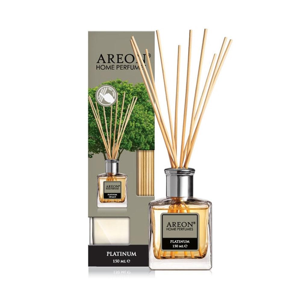 Aróma difuzér Areon Home Perfume Sticks 150ml – vôňa Platinum