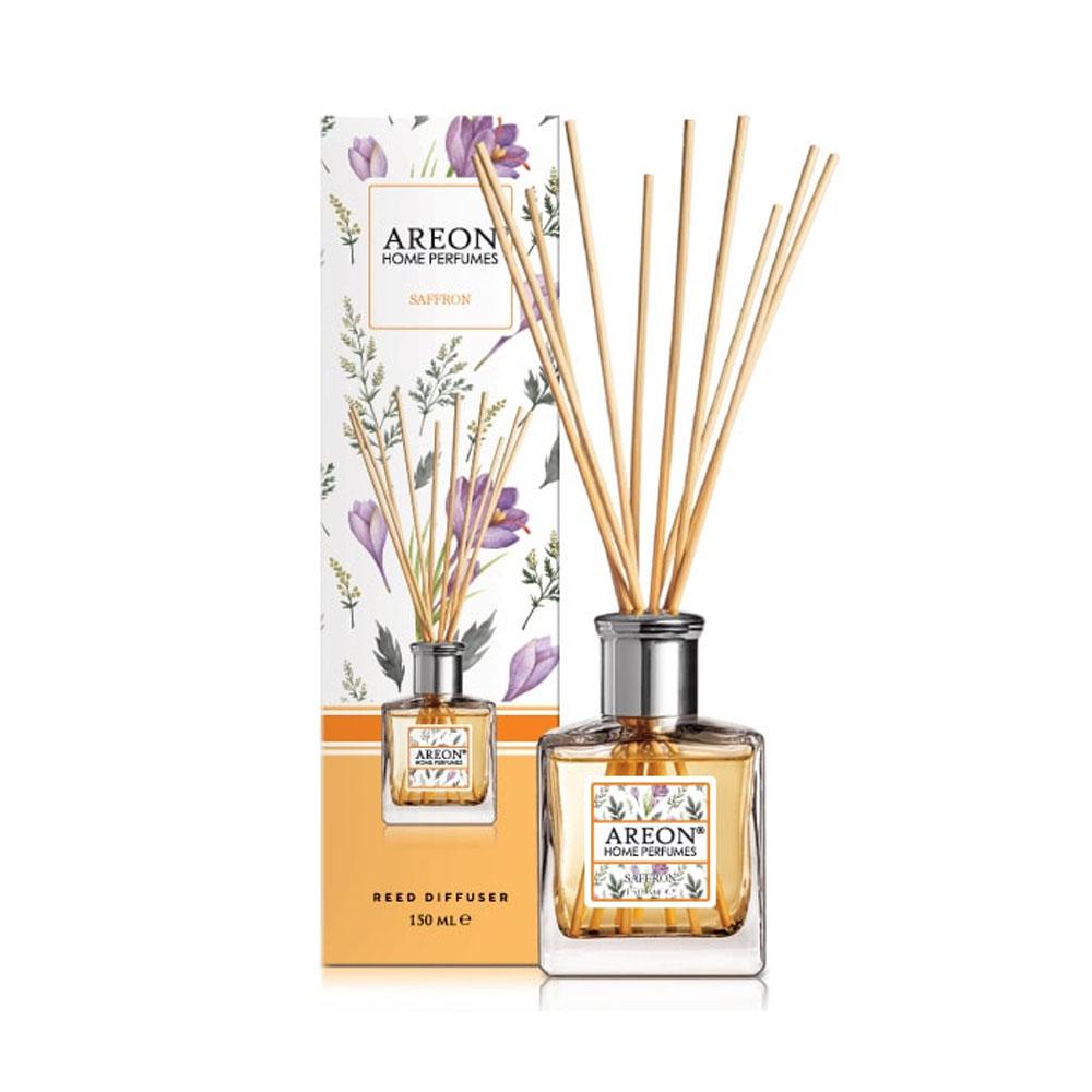 Aróma difuzér Areon Home Perfume Sticks 150ml – vôňa Saffron