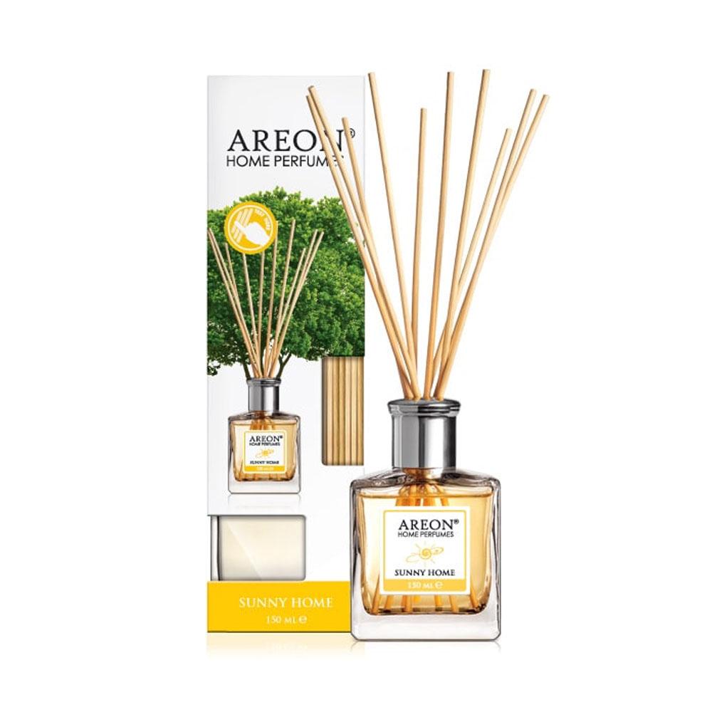 Aróma difuzér Areon Home Perfume Sticks 150ml – vôňa Sunny Home