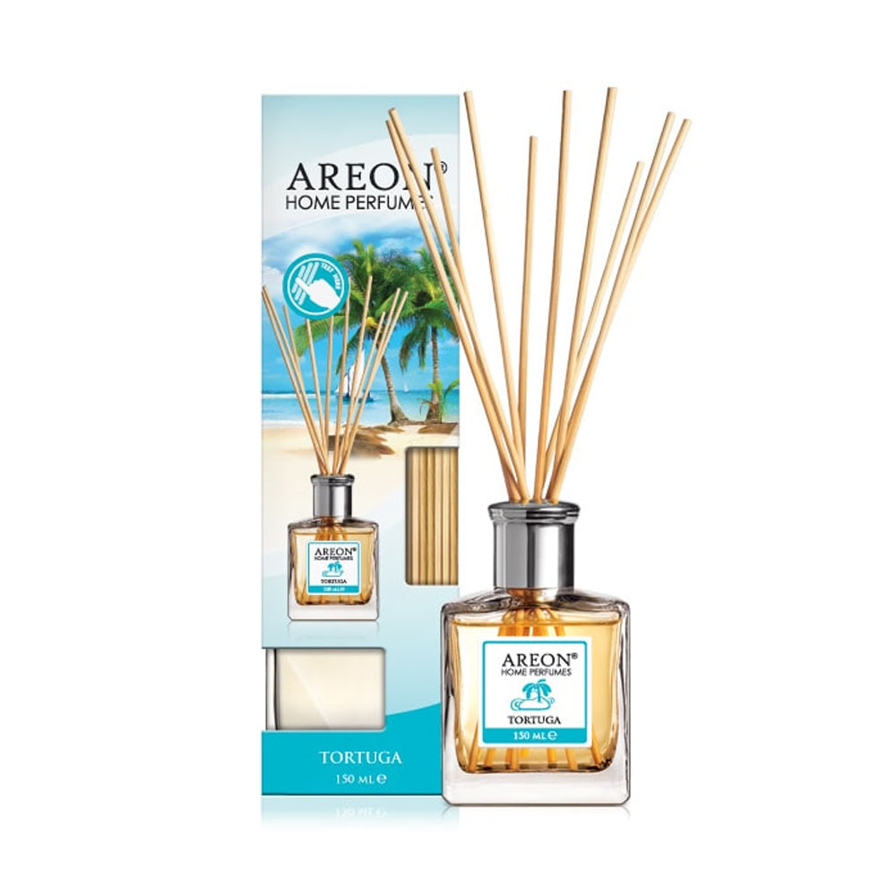 Aróma difuzér Areon Home Perfume Sticks 150ml – vôňa Tortuga