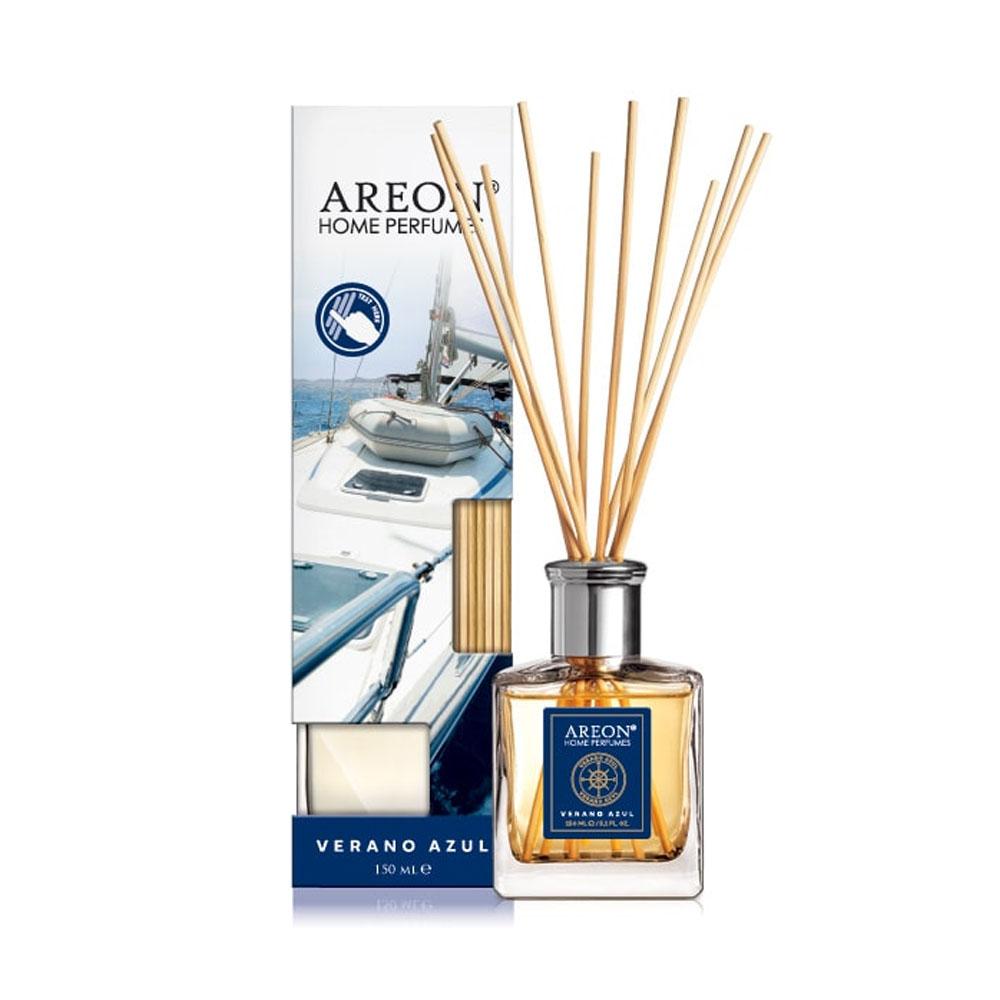 Aróma difuzér Areon Home Perfume Sticks 150ml – vôňa Verano Azul
