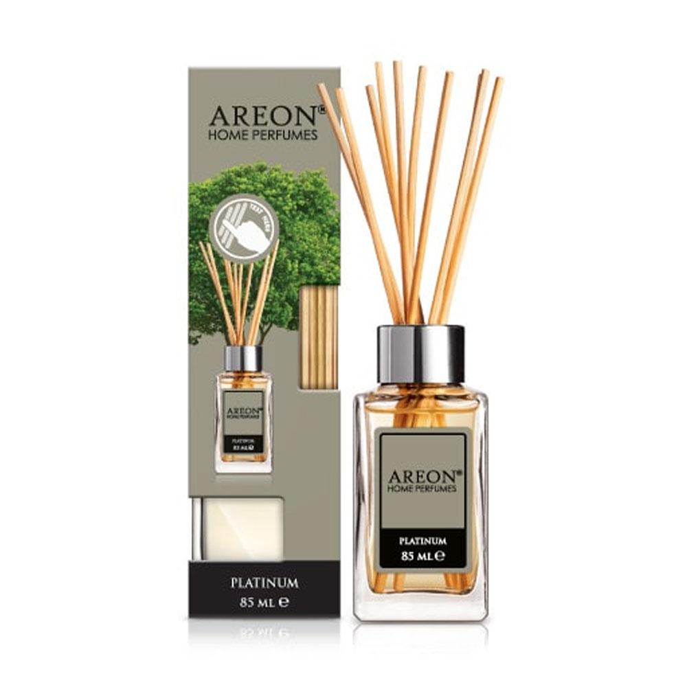 Aróma difuzér Areon Home Perfume Sticks 85ml – vôňa Platinum