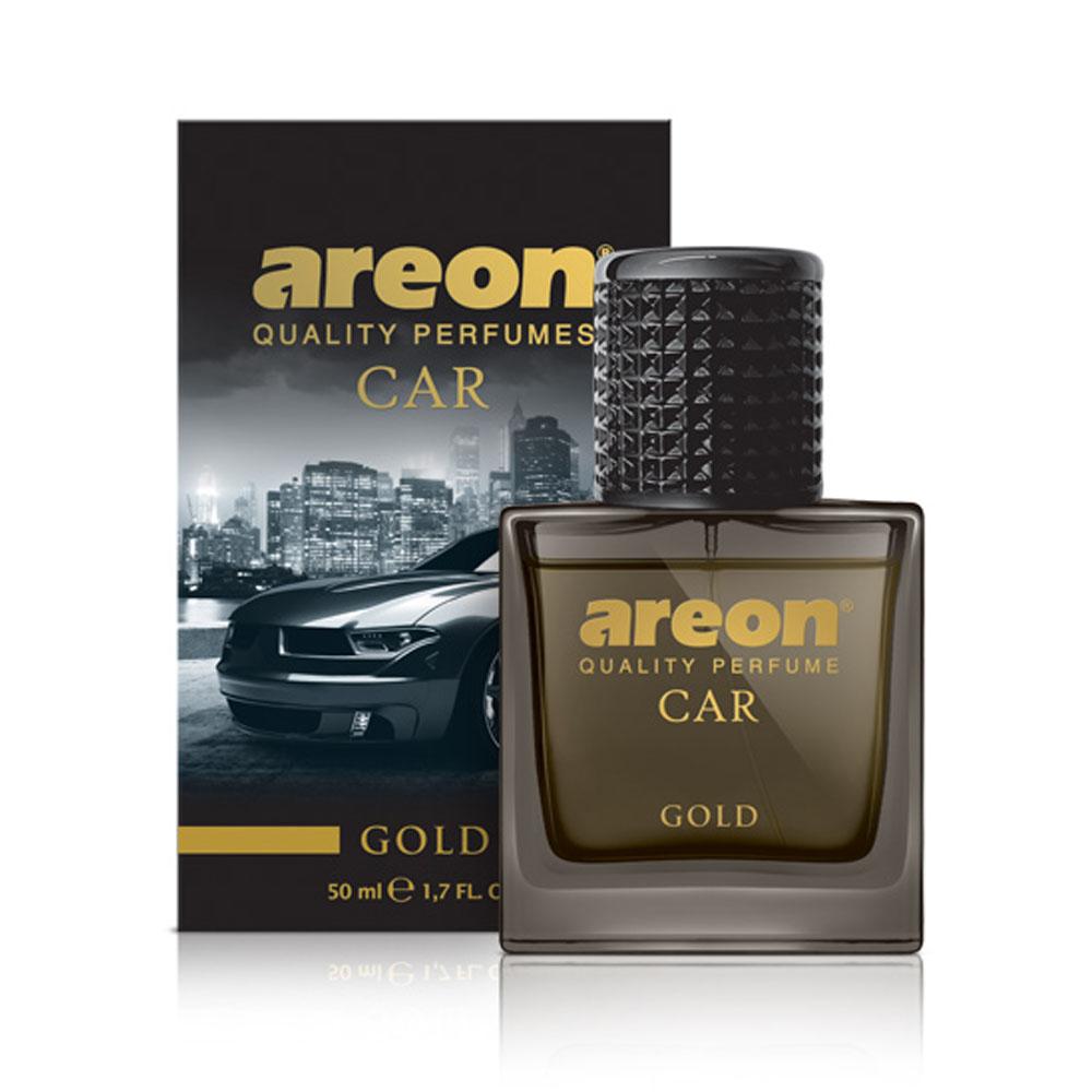 Autoparfém Areon Car Perfume – vôňa Gold